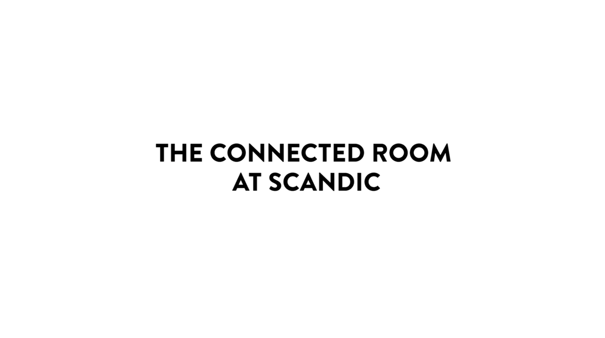 Scandic the connected room
